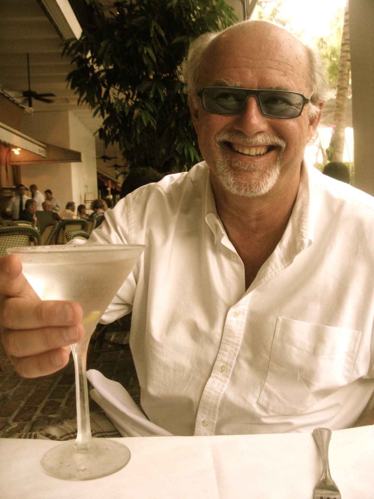 Happy Hour in Bal Harbor with Papa Belle