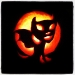 Mr. Mix's Bat-Cat Jack O'Lantern