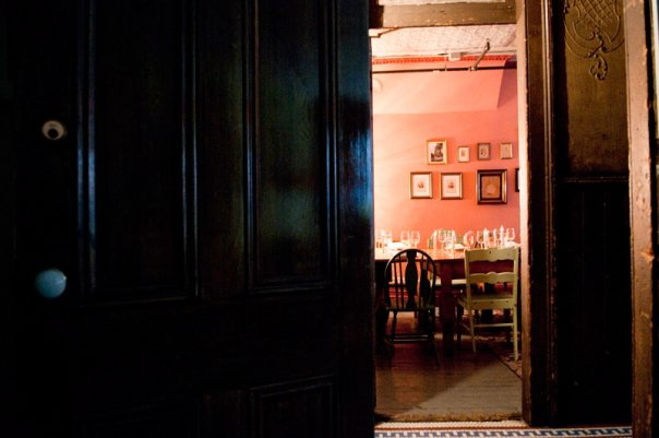 The Society Supper Salon at the LES Tenement Museum
