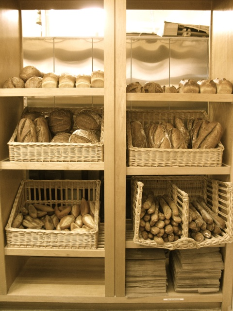 Bread Baskets at Acme Bread