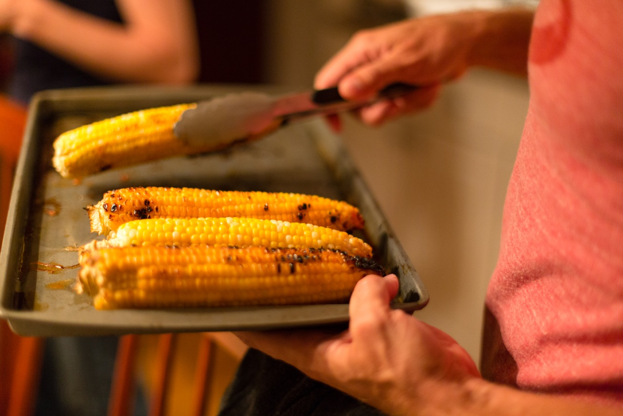 Grilled Corn on the Cob - by RKrivicich