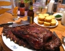 BBQ Baby Back Ribs and Corn Muffins