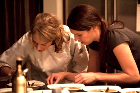 The Dinner Belles in the Kitchen