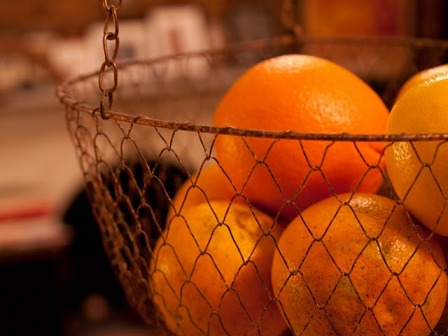 Sour Oranges from Chinatown
