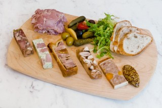Charcuterie at Epicerie (P. Wagtouicz)